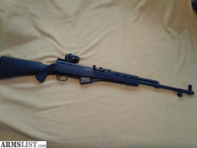 For Sale/Trade: SKS W/red dot Price Reduced 450obo