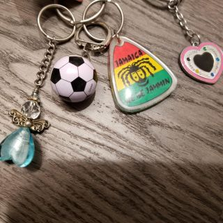 Key chains $1each or all for $3