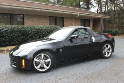 2007 Nissan 350Z Enthusiast (Black)