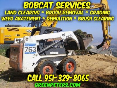 Mikes Affordable Bobcat Services - Low Rates! Call Us