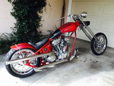 2000 Custom Chopper