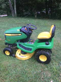 JD 42 mower