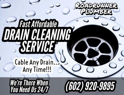🔹Phoenix Plumber🔹 DRAIN CLEANING ◂ Plumbing Service