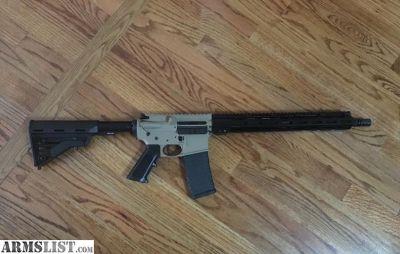 For Sale: AR 15 556