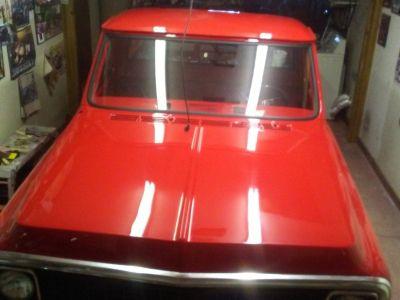 72 Chevy C10 swb tubbed