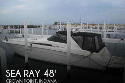 1991 Sea Ray 480 Sundancer