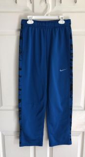 NEW Without Tags NIKE Blue Boy s Athletic Pants Size XL