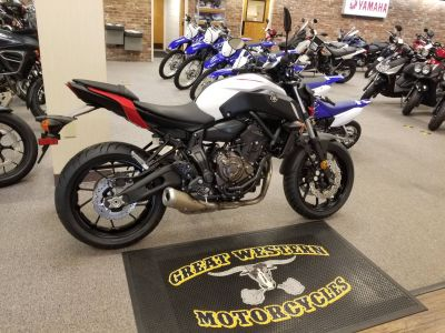 2018 Yamaha MT-07 Sport Motorcycles Statesville, NC