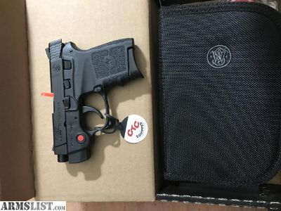 For Sale: Smith & Wesson Bodyguard w/laser