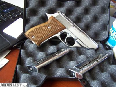 For Sale: Astra Constable Interarms 22lr chrome mint