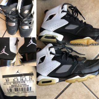 Jordan shoes size 6