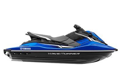 2018 Yamaha EX Deluxe PWC 3 Seater Watercraft Janesville, WI