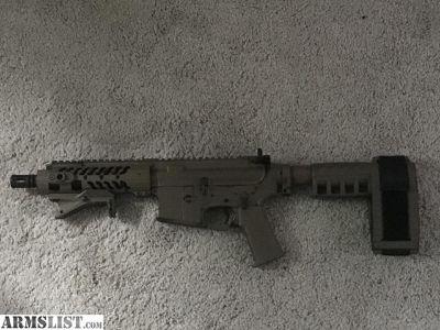 For Sale/Trade: AR Pistol Adams Arms 7.5 Evo