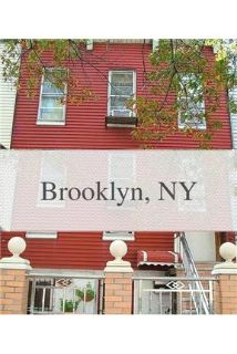 House for rent in Brooklyn.