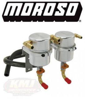 Find Moroso 85484 Oil Air Separator Tank Aluminum 2006-2007 Subaru WRX 2004-2007 STI motorcycle in Story City, Iowa, United States, for US $293.05