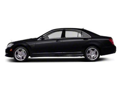 2013 Mercedes-Benz S-Class S550 (Black)