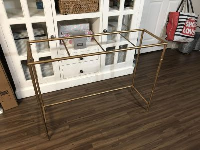 Project Table Frame