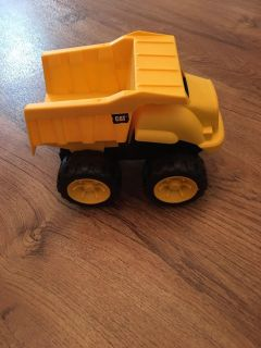 CAT dump truck. In good condition. Asking $3