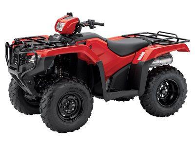 2017 Honda FourTrax Foreman 4x4 ES EPS Utility ATVs Hilliard, OH