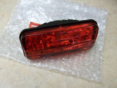 Sell GENUINE OEM HONDA TAILLIGHT ASSEMBLY 2001 2002 2003 2004 TRX 500 FA FGA TRX500 motorcycle in Ellington, Connecticut, United States, for US $26.95