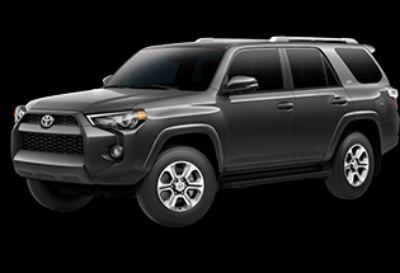 2018 Toyota 4Runner SR5 (Magnetic Gray Metallic)