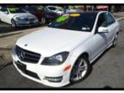 2014 Mercedes-Benz C-Class C300 4MATIC Sport Sedan, 54,457 miles