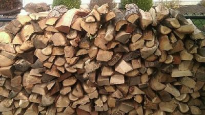 DRY SEASONED FIREWOOD-PICK UP ONLY-