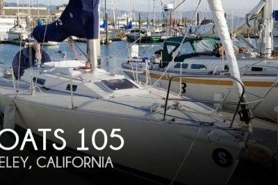 1996 J Boats 105