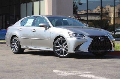2018 Lexus GS 350 (silver)