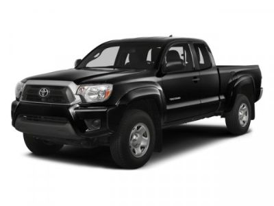 2015 Toyota Tacoma Base (BLACK)