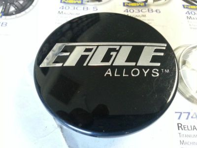Sell EAGLE ALLOYS BLACK CENTER CAP 138 motorcycle in Carmichael, California, US, for US $19.99