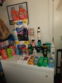 40items household n personal care bundle