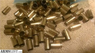 For Sale: 3000 BRAND BAGGED 9mm Brass LOWEST PRICE $62/$13