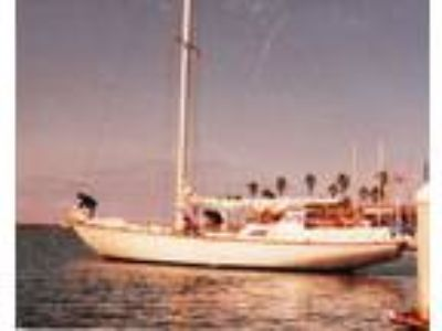 50' Columbia Yacht sloop 1972