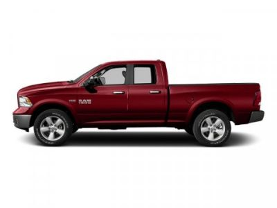 2015 RAM RSX Tradesman (Flame Red Clearcoat)