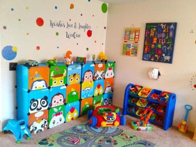 Now Enrolling children ages 6 weeks to 5 years old