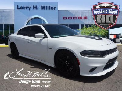 2018 Dodge Charger SRT8 Super Bee (White Knuckle Clearcoat)