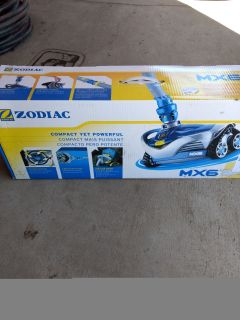 Zodiac MX6 in-ground pool vacuum