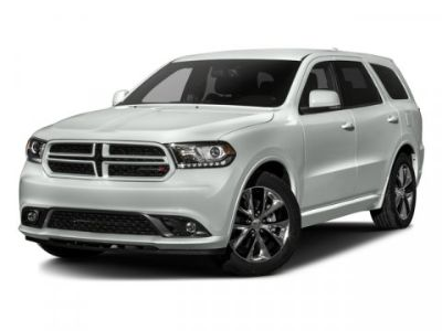 2016 Dodge Durango R/T (Granite Crystal Metallic Clearcoat)