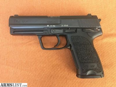 For Sale: Heckler & Koch USP 9mm