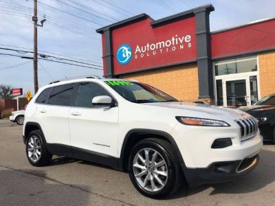 2014 Jeep Cherokee Limited 4dr SUV