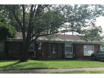 3 Bed 1 Bath Preforeclosure Property in Clarksville, IN 47129 - Lynch Ln
