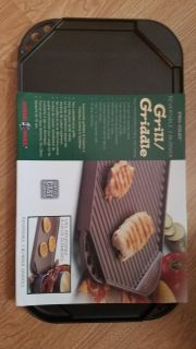 Pro-Cast Grill/Griddle..... Reversible