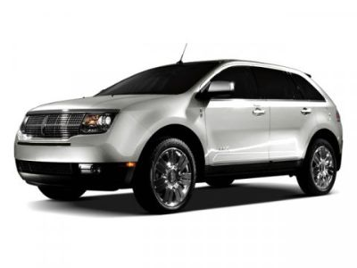 2010 Lincoln MKX Base (White)