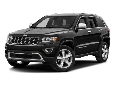 2016 Jeep Grand Cherokee Limited (Granite Crystal Metallic Clearcoat)