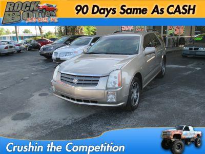 2004 Cadillac SRX Base (Gold)