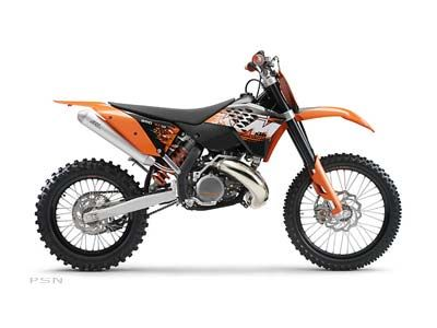 2008 KTM 250 XC-W (e) Competition/Off Road Motorcycles Boise, ID