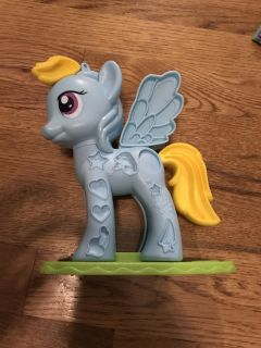 My little Pony Toy for Play Doh