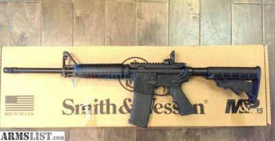 For Sale: Smith & Wesson M&P 15