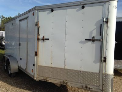 2007 R&R Trailers 7X14 PSL Trail/Touring Trailers Elkhorn, WI